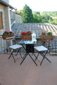 Borgo San Gusmè, Ferienwohnungen  San Gusmè - big - 37