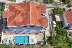 Apartments Villa Happy, Ferienwohnungen  Tivat - big - 53