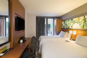 Hilton Garden Inn Central Park South, Hotely  New York - big - 14