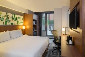 Hilton Garden Inn Central Park South, Hotely  New York - big - 9