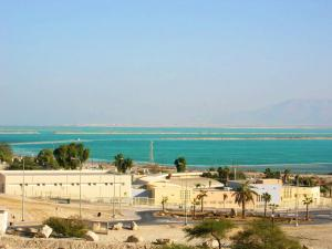 Aloni Neve Zohar Dead Sea, Appartamenti  Neve Zohar - big - 56