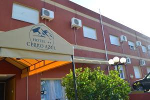 Hotel Cerro Azul, Hotel  Villa Carlos Paz - big - 15