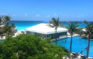 Beach Front Penthouse, Appartamenti  Cancún - big - 11