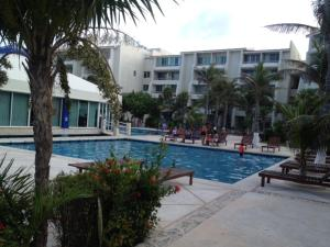Beach Front Penthouse, Appartamenti  Cancún - big - 7