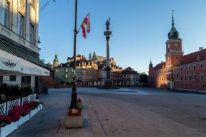 Old Town Saints Anna Aparments - Varsavia