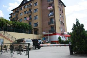 Apartments on Molodogvardeyskaya, Apartmány  Soči - big - 8