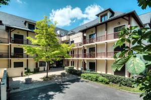 Zénitude Hôtel-Résidences l'Acacia Lourdes, Aparthotels  Lourdes - big - 23
