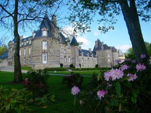 Chateau de Canisy, Hotely  Canisy - big - 39