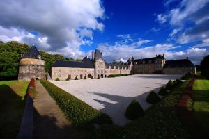 Chateau de Canisy, Hotely  Canisy - big - 43