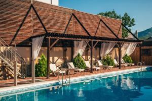 Marinus Hotel, Hotels  Kabardinka - big - 79