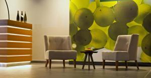 Weinhotel Kaisergarten, Hotely  Alzey - big - 31