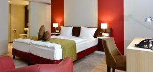 Weinhotel Kaisergarten, Hotely  Alzey - big - 27