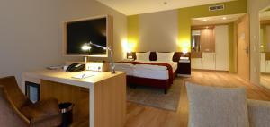 Weinhotel Kaisergarten, Hotely  Alzey - big - 10