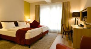 Weinhotel Kaisergarten, Hotely  Alzey - big - 34