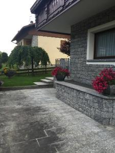 Casa Bracchi, Apartmány  Valdisotto - big - 62