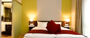 Weinhotel Kaisergarten, Hotely  Alzey - big - 25