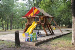 Olive Cabin, Chaty v prírode  Fredericksburg - big - 16