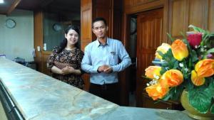 Athaya Hotel Kendari by Amazing, Hotels  Kendari - big - 44