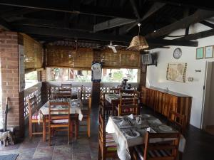 Green Tree Lodge, Chaty v prírode  Livingstone - big - 18
