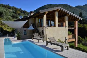 Bio Due Di Moro, Hétvégi házak  Gardone Riviera - big - 38