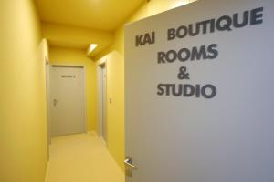 Kai Boutique Studio & Rooms, Panziók  Zára - big - 34