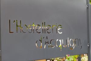 L'Hostellerie d'Acquigny