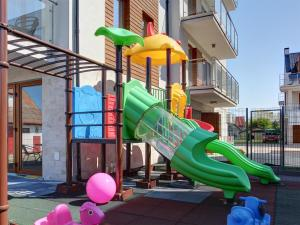 Aparthotel Marina Jastarnia, Apartmanhotelek  Jastarnia - big - 36