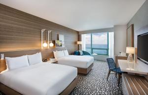 Superior Quadruple Room - Oceanfront