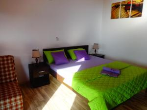 Karali Apartments, Apartments  Lagadin - big - 23