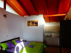 Karali Apartments, Apartmanok  Lagadin - big - 21