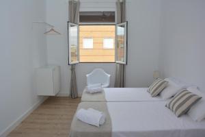 Ahro Suites, Апартаменты  Малага - big - 16