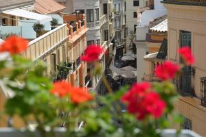 Ahro Suites, Apartmanok  Málaga - big - 14