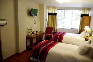 Hotel Wiracocha Inn, Hotel  Machu Picchu - big - 52