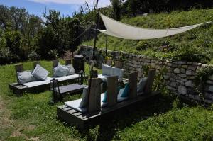 Bio Due Di Moro, Hétvégi házak  Gardone Riviera - big - 51