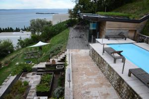 Bio Due Di Moro, Hétvégi házak  Gardone Riviera - big - 19