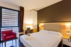 Balneario Elgorriaga, Hotely  Elgorriaga - big - 26