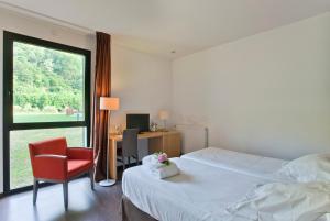 Balneario Elgorriaga, Hotely  Elgorriaga - big - 25