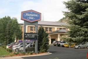Hampton Inn Durango, Hotels  Durango - big - 1