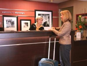 Hampton Inn Durango, Отели  Durango - big - 17