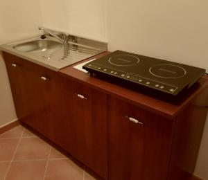 Green Park Hotel & Residence, Residence  Bagnara Calabra - big - 29