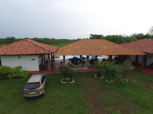 Hotel Campestre San Juan de los Llanos, Виллы  Yopal - big - 29