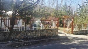 Villa El Refugio, Dovolenkové domy  Potrerillos - big - 28