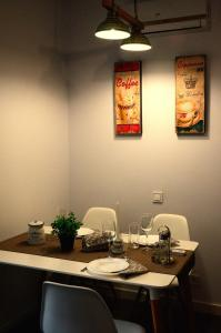 European style VIP flat, Appartamenti  Kiev - big - 14