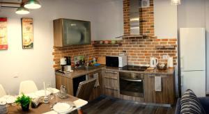 European style VIP flat, Apartmanok  Kijev - big - 19