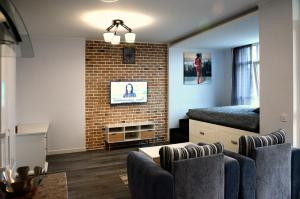 European style VIP flat, Apartmanok  Kijev - big - 20