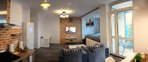European style VIP flat, Appartamenti  Kiev - big - 22
