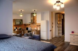 European style VIP flat, Apartmanok  Kijev - big - 24