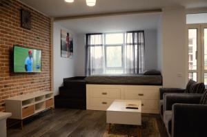 European style VIP flat, Appartamenti  Kiev - big - 25
