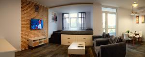 European style VIP flat, Apartmanok  Kijev - big - 26
