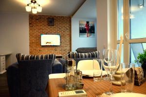 European style VIP flat, Apartmanok  Kijev - big - 30